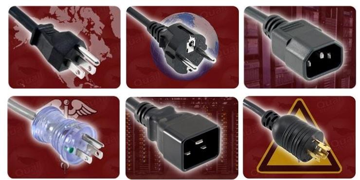 Power Cord Splitter