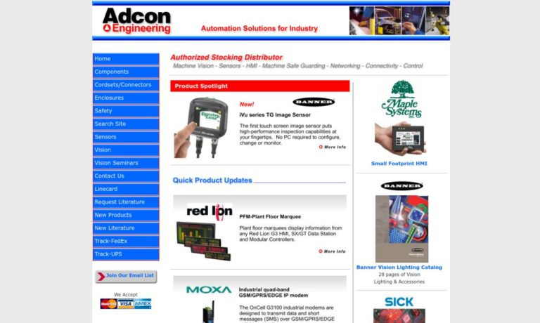 Adcon Engineering Company, Inc.