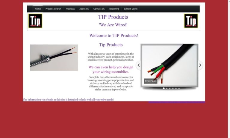 TIP Products, Inc.