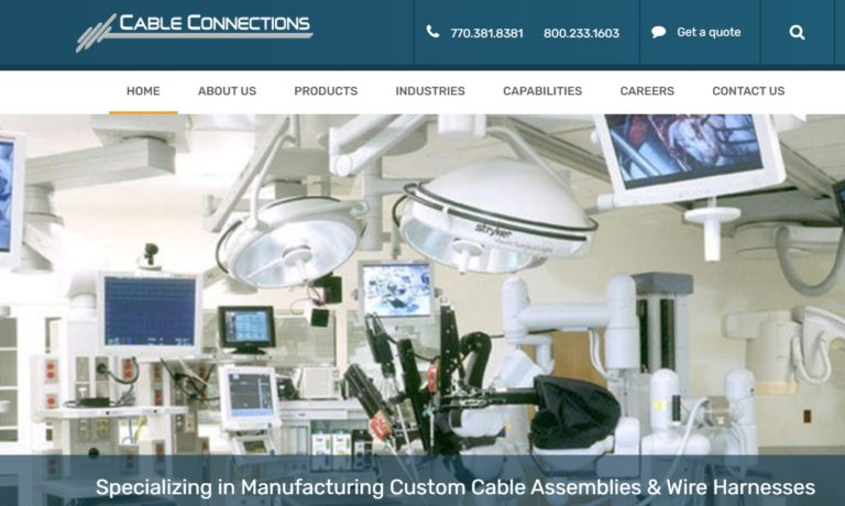 Cable Connections/ComSonics